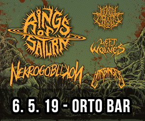 Rings of Saturn – desno